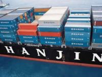 Hanjin to hike rate US$350