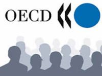 OECD data shows slow change