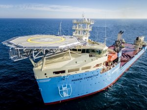 Maersk Supply Service supports the offshore