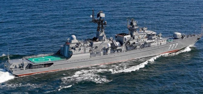 China naval drills Joint Russian and Iranian In South China Sea